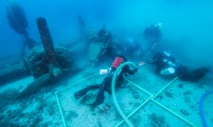 Amerykanie sprowadzili szczątki Eugene'a Forda – pilota B-24 Tulsamerican