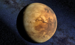 Tak brzmi wschód Słońca na Marsie