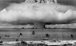 Konflikt nuklearny sposobem na ocieplanie klimatu?