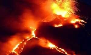 Ta zautomatyzowana prognoza przewiduje erupcje wulkanu Etna