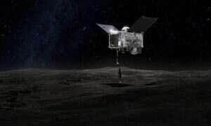 OSIRIS-REX posiada ramię, które pozwoli błyskawicznie zbadać asteroidę Bennu
