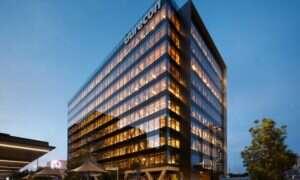 Najwyższy w Australii budynek z drewna wyznacza nowe standardy