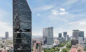 Ten meksykański wieżowiec jest odporny na trzęsienia ziemi