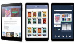 Barnes & Noble prezentuje czytnik z największym ekranem Nook 10.1
