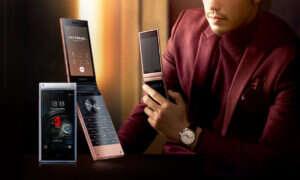 Samsung oficjalnie zaprezentował model W2019