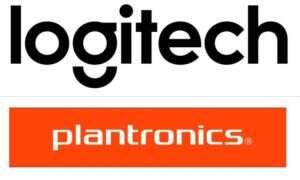 Logitech może kupić firmę Plantronics
