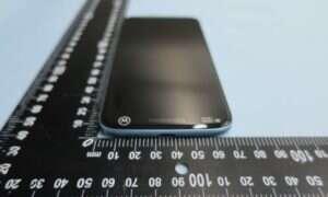 FCC ujawnia zdjęcia Moto G7 Play
