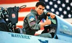 Problemy z Top Gun: Maverick