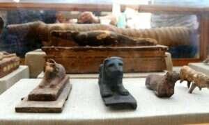 Kolejny dowód na uwielbienie kotów w starożytnym Egipcie