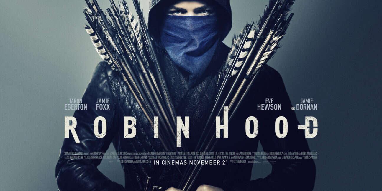 Brutalne recenzje filmu Robin Hood