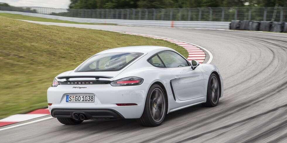 Oto jak Porsche zapewniło mniejsze spalanie w swoich silnikach