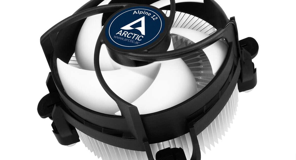 Arctic Alpine 12, test Arctic Alpine 12, recenzja Arctic Alpine 12, review Arctic Alpine 12, opinia Arctic Alpine 12
