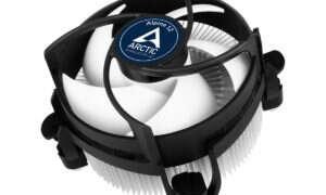 Test chłodzenia Arctic Alpine 12