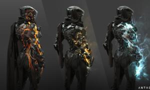W Anthem pojawi się pancerz z Mass Effect