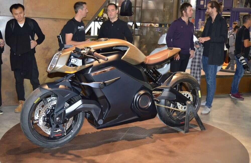 Arc Vector to najbardziej zaawansowany elektryczny motocykl