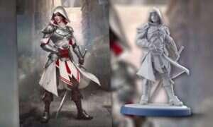 Rusza kickstarter Assassin's Creed: Brotherhood of Venice – planszówki w świecie gry