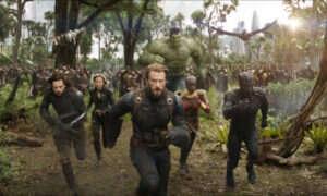 Koncepcyjne stroje z Avengers 4 do podróży w świat kwantowy