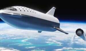 SpaceX stworzyło miniaturę BFR z Falcona 9