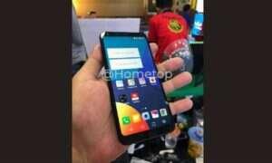 LG Q9 to rebrandowany LG G7 Fit