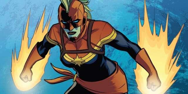Wyciekła grafika koncepcyjna z Kapitan Marvel