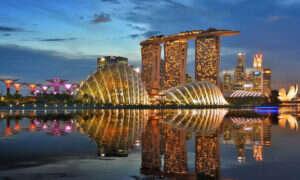 Rząd Singapuru chce wyposażyć latarnie w kamery rozpoznające twarze