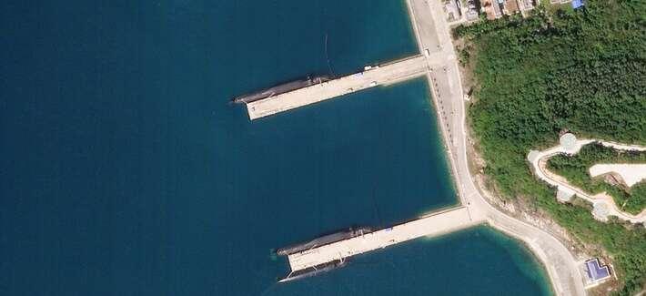 Chiny, atomowe okręty podwodne, nuklearne okręty podwodne, marynarka chin, chińska marynarka