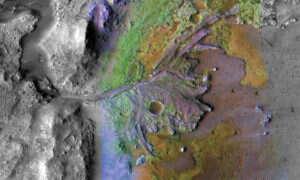 NASA wybrała propozycję miejsca lądowania łazika Mars 2020