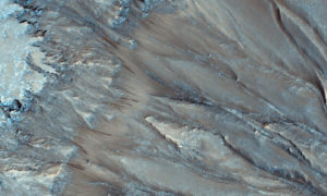 Sonda badająca Marsa fałszywie wykrywa wodę
