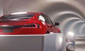 The Boring Company kończy swój pierwszy tunel