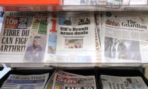 Facebook przekazuje pieniądze na szkolenie reporterów w UK