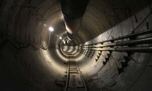 Tunel The Boring Company będzie gotowy w grudniu