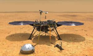 InSight wylądował na Marsie