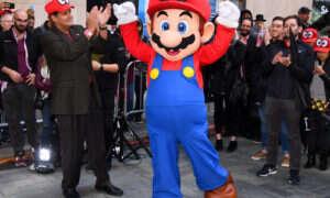 Powstanie animowany film Super Mario Bros