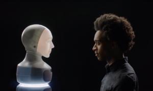 Furhat Robotics dało SI twarz