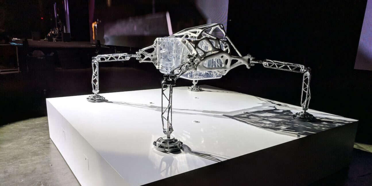 NASA, Autodesk, nasa Autodesk, lądownik Autodesk, projektowanie Autodesk, JPL Autodesk,
