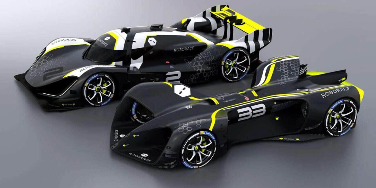 Wyścigi Season Alpha bez w pełni autonomicznych samochodów Roborace