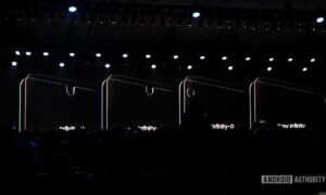 Samsung tworzy kolejne wyświetlacze z notchem