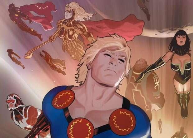 Jakich bohaterów zobaczymy w The Ethernals?