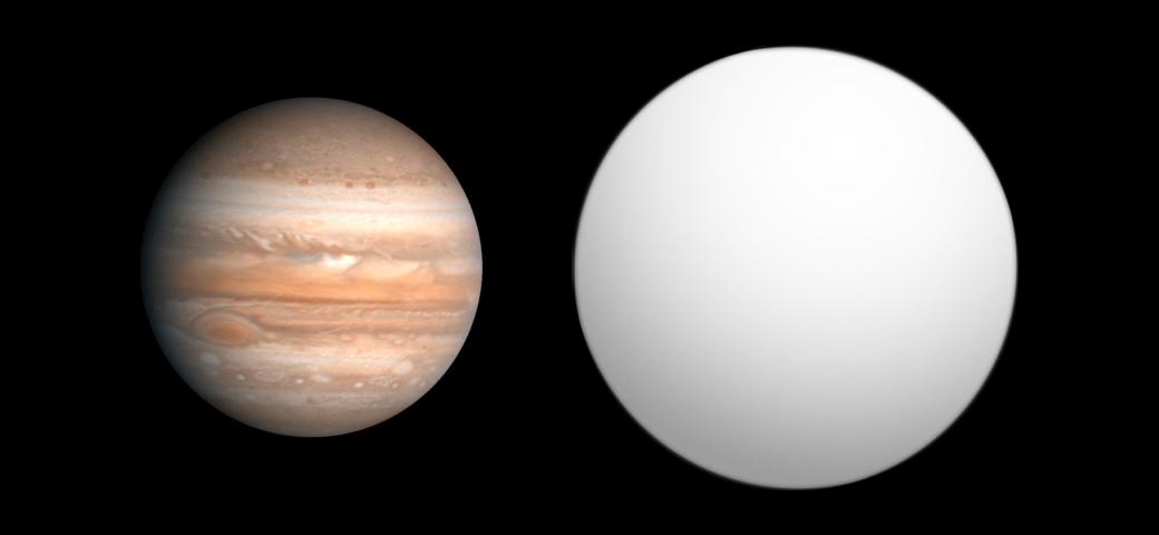 woda w atmosferze planety w konstelacji Pegaza, HR 8799 c, woda HR 8799 c, planeta HR 8799 c