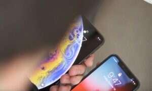 Face ID w iPhone Xs jest znacznie szybsze od poprzedników