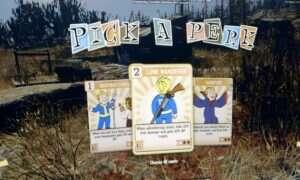 Kilka ukrytych kart perków w Fallout 76