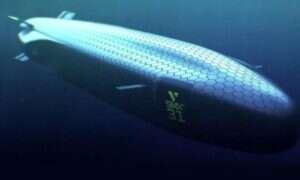 SMX-31 to łódź podwodna inspirowana kaszalotem