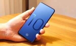 Android 9.0 potwierdza brak ramek w Galaxy S10