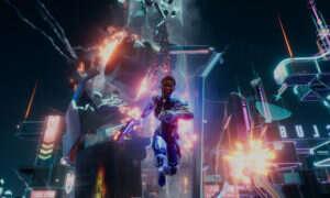 Gameplay z Crackdown 3 – ładne zniszczenia, słabe mechaniki