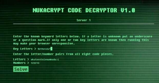 Gracze Fallout 76 już znaleźli metody na oszukanie systemu nuklearnych kodów