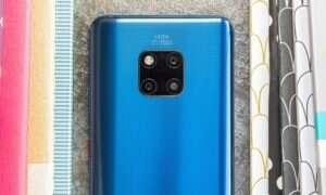 Ważna aktualizacja do Huawei Mate 20 Pro