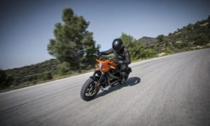 Harley-Davidson o swoim elektrycznym motocyklu LiveWire