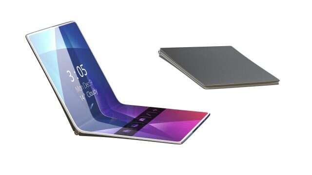 Huawei, 5G, składany smartfon, składany telefon, smartfon 5G, sieć 5G, nazwa składanego smartfona