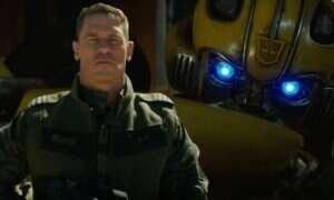 John Cena ściga Bumblebee w nowym klipie