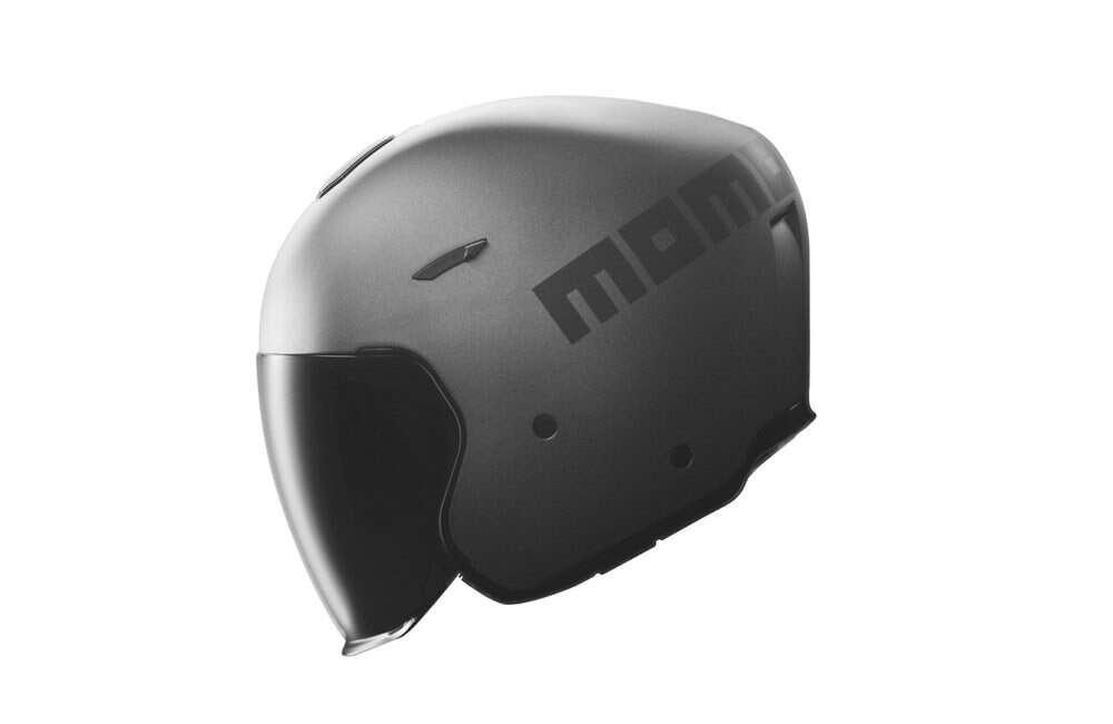 Kask motocyklowy Aero schładza głowę nawet przy niewielkiej prędkości